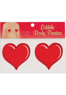 Edible Pasties - Cinnamon Heart