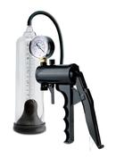 Pump Worx Max Precision Power Pump Clear