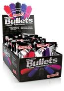 Scream O Soft Touch Bullets 3+1 Speed Mini Vibrator 20 Each...