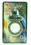 Ring Of Xtasy Elephant Series Vibrating Silicone Cock Ring...