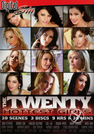 Twenty  hottest Girls {3 Disc}