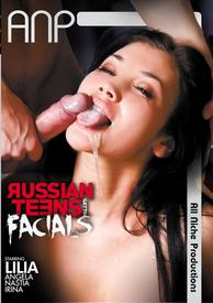 Russian Teens Gettin Facials