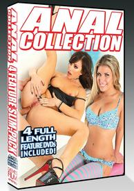 Anal Collection {4 Disc Set}