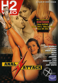 Anal Attack 01 (disc)