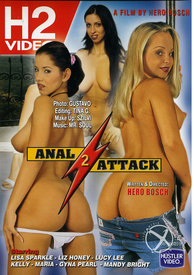 Anal Attack 02 (disc)