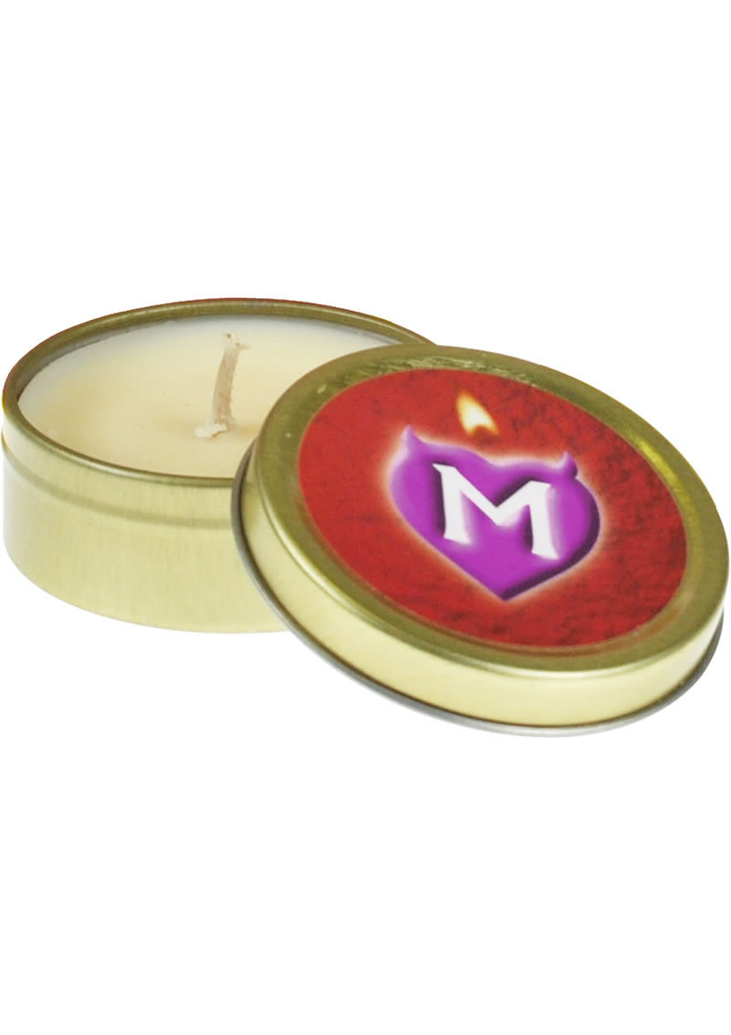 Monogamy Massage Candle Chocolate And Vanilla
